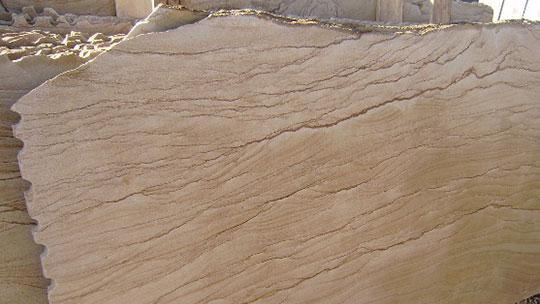 Pracovní desky - přírodní kámen