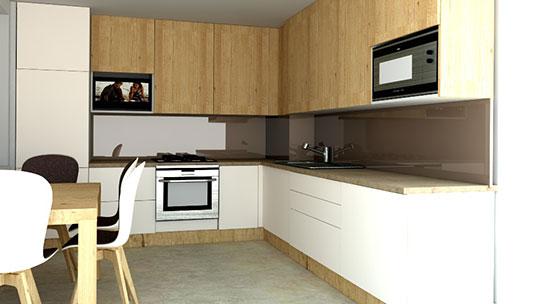 Rohové kuchyně