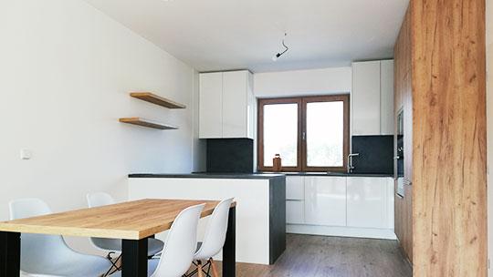 Kuchyně do I
